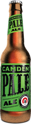 Camden Town Pale Ale &#40;Bottled&#41; - American Pale Ale
