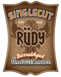 Singlecut Rdy Barrel Aged mlaut Amber - American Strong Ale 