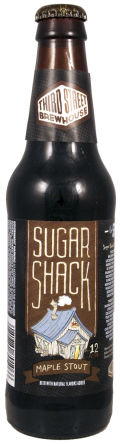 Third Street Sugar Shack Maple Stout - Stout