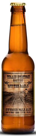 Train Station Off The Rails - American Pale Ale