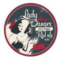 Beer Baroness & Epic Brewing Co. Lady Danger Extra Hoppy Red Ale - Amber Ale
