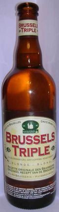 De Brouwers Brussels Triple - Abbey Tripel
