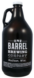 One Barrel Hop on Pop Imperial IPA - Imperial/Double IPA