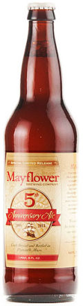 Mayflower 5th Anniversary Ale - Imperial/Double IPA