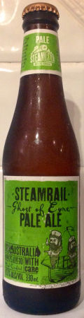Steamrail Ghost of Eyre Pale Ale - English Pale Ale
