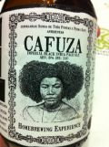 Serra de Trs Pontas Cafuza - Black IPA