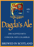 Broughton Dagdas Ale - Golden Ale/Blond Ale