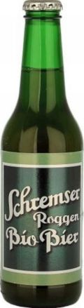 Schremser Roggen Bio Bier    - Specialty Grain