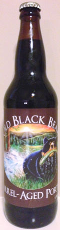 Old Black Bear Bear-rel Aged Porter - Porter