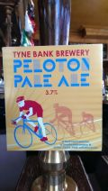 Tyne Bank Peloton Pale - Golden Ale/Blond Ale