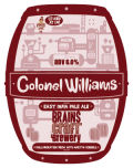 Brains Craft Brewery Colonel Williams East India Pale Ale - English Strong Ale