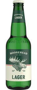 Moosehead Lager - Pale Lager