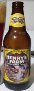 Two Roads Henrys Farm Double Bock  - Doppelbock