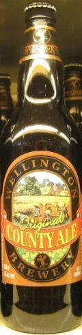 Wellington County Dark Ale - Brown Ale