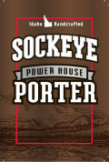 Sockeye Power House Porter - Porter