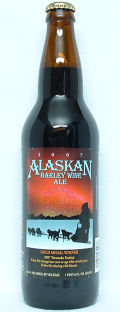 Alaskan Pilot Series: Barley Wine Ale - Barley Wine