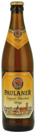 Paulaner Original Mnchner Urtyp 1634 - Dortmunder/Helles