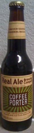 Real Ale Coffee Porter - Porter