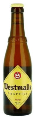 Westmalle Tripel - Abbey Tripel