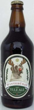 WinterCoat Yule Ale - English Strong Ale