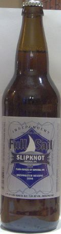 Full Sail Slipknot Imperial IPA - Imperial/Double IPA