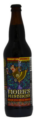 Midnight Sun Monks Mistress - Belgian Strong Ale
