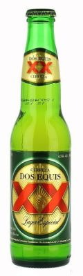 Dos Equis XX Special Lager - Pale Lager