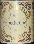Durham Benedictus - Barley Wine