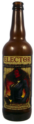 New Albanian Elector Ale - American Strong Ale 