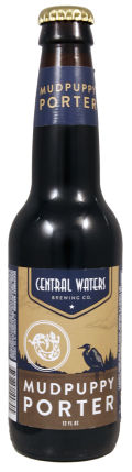 Central Waters Mud Puppy Porter - Porter
