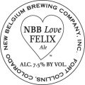 New Belgium Love - Felix - Sour Ale/Wild Ale