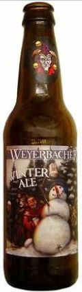 Weyerbacher Winter Ale - Brown Ale