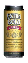 Coors Extra Gold - Pale Lager