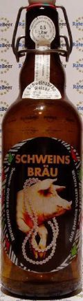 Schweinsbru Weisse - German Hefeweizen
