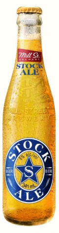 Mill Street Stock Ale - Golden Ale/Blond Ale