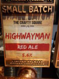 James Squire Brewhouse Highway Man Red Ale - Irish Ale