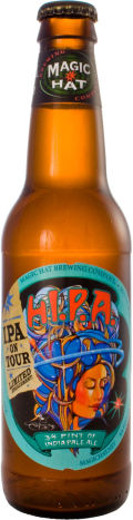 Magic Hat Hi.P.A. - India Pale Ale &#40;IPA&#41;