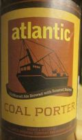 Atlantic Coal Porter - Porter