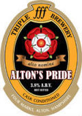 Triple fff Altons Pride - Bitter