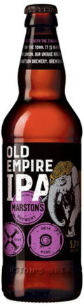 Marstons Old Empire &#40;Bottle&#41; - Premium Bitter/ESB