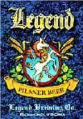 Legend Pilsner - Pilsener