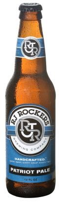R.J. Rockers Patriot Pale Ale - American Pale Ale