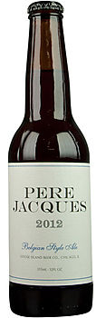 Goose Island Pere Jacques - Belgian Strong Ale