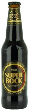 Cerveja Super Bock Stout - Dunkel/Tmav