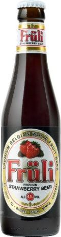 Van Diest Frli Strawberry Beer - Fruit Beer