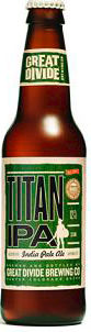 Great Divide Titan IPA - India Pale Ale &#40;IPA&#41;
