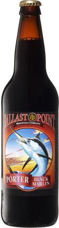 Ballast Point Black Marlin Porter - Porter