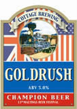 Cottage Goldrush - Golden Ale/Blond Ale