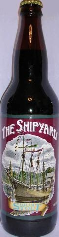 Shipyard Blue Fin Stout - Dry Stout