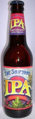 Shipyard Fuggles IPA - India Pale Ale &#40;IPA&#41;